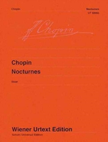 NOCTURNES LIMITED EDITION INCLUDING A FR, Paperback Book