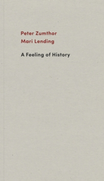 A Feeling of History, Paperback / softback Book