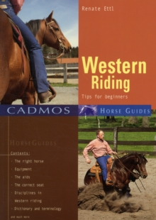 Western Riding : Tips for Beginners, Paperback Book