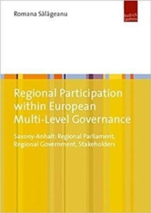 Regional Participation Within European Multi-level Governance, Paperback / softback Book