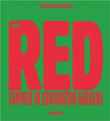 Red Summer in Kensington Gardens by Jean Nouvel, Hardback Book