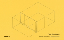 Fred Sandback : Drawing Spaces, Paperback / softback Book