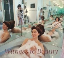Witness To Beauty, Hardback Book