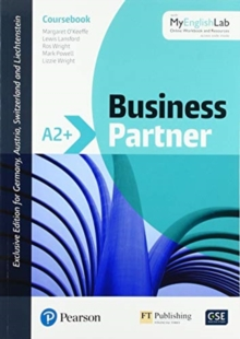 BUSINESS PARTNER DACH EDITION A2 COURSEB, Paperback Book