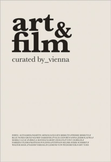 Art & Film : Curated by _Vienna, Paperback Book
