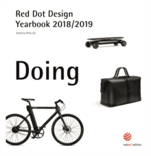 Red Dot Design Yearbook 2018/2019 : Doing, Hardback Book