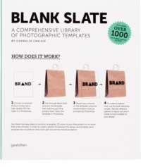 Blank Slate : A Comprehensive Library of Photographic Dummies, Hardback Book