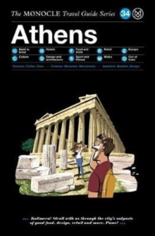 Athens : The Monocle Travel Guide Series, Hardback Book
