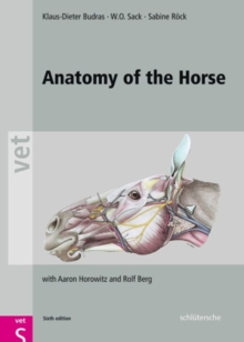 Anatomy of the Horse, Sixth Edition, Hardback Book