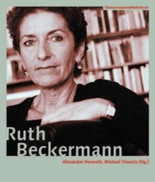 Ruth Beckermann (German-language Edition], Paperback / softback Book