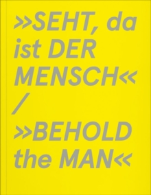 """BEHOLD the MAN"", Paperback Book"