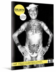 Tattoo Special : GOLIATH wallpaper of fame #1, Paperback / softback Book