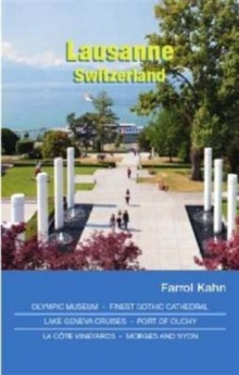 Lausanne Switzerland, Hardback Book