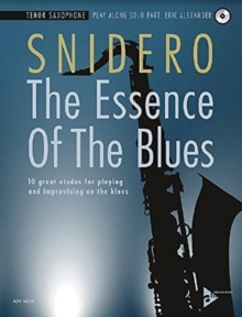 ESSENCE OF THE BLUES,  Book