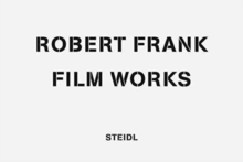 Robert Frank : Film Works, Mixed media product Book