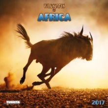 WILDSCAPES OF AFRICA 2017,  Book
