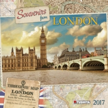 SOUVENIRS FROM LONDON 2017,  Book