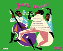 JAZZ DESIGNS 2017,  Book