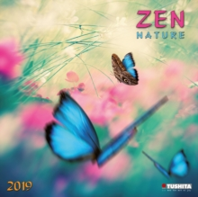 ZEN Nature 2019, Calendar Book