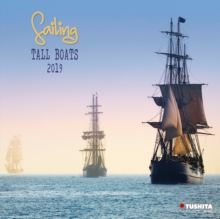 Sailing Tall Boats 2019, Calendar Book