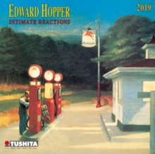 Edward Hopper 2019, Calendar Book