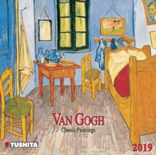 Van Gogh   Classic Paintings 2019, Calendar Book
