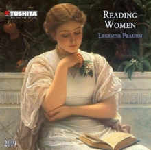 Reading Women 2019, Calendar Book
