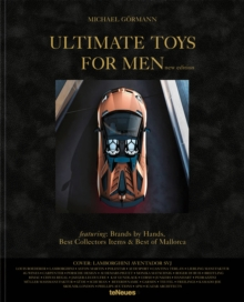 Ultimate Toys for Men - New Edition, Hardback Book