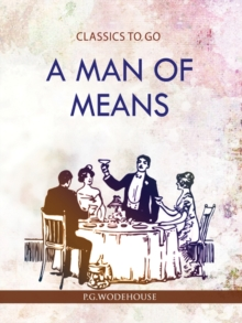 A Man of means, Paperback / softback Book
