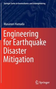 Engineering for Earthquake Disaster Mitigation, Hardback Book