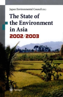 The State of the Environment in Asia : 2002/2003, Paperback Book