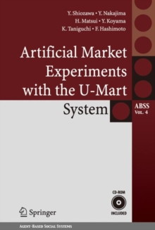 Artificial Market Experiments with the U-Mart System, Mixed media product Book