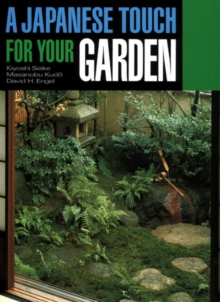 A Japanese Touch for Your Garden, Paperback Book