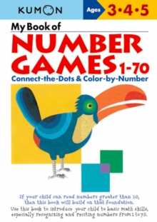 My Book Of Number Games 1-70, Paperback / softback Book