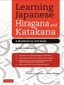 Learning Japanese Hiragana and Katakana : A Workbook for Self-Study, Paperback Book