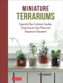 Miniature Terrariums Tiny Glass Container Gardens Using Easy To