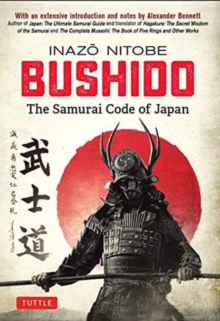 Bushido : The Samurai Code of Japan, Hardback Book