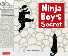 Ninja Boy's Secret, Hardback Book