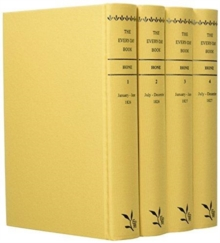 The Every-Day Book (4-vol. ES set), Hardback Book