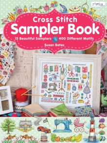 Cross Stitch Sampler Book, Paperback / softback Book