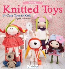 Knitted Toys : 14 Cute Toys to Knit, Paperback Book