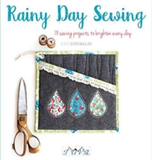 Rainy Day Sewing, Paperback Book