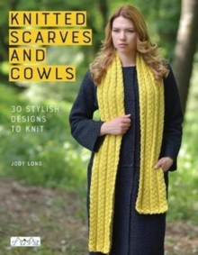 Knitted Scarves & Cowls, Paperback / softback Book