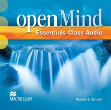 OpenMind Essentials Level : Class Audio CD, CD-Audio Book