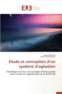 Etude Et Conception D Un Syst me D Agitation, Paperback / softback Book