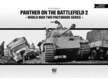 Panther on the Battlefield 2: World War Two Photobook Series, Hardback Book