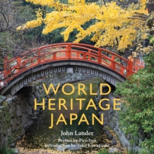 World Heritage Japan, Paperback / softback Book