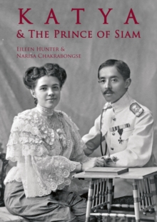 Katya and The Prince of Siam, Hardback Book