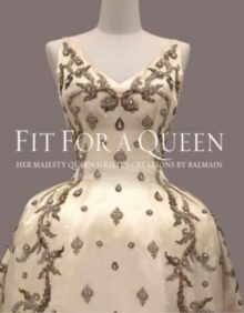 Fit for a Queen, Hardback Book