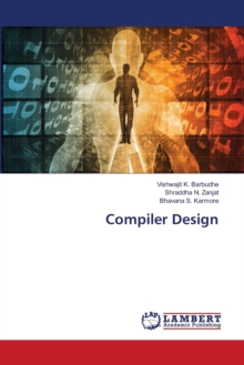 Compiler Design, Paperback / softback Book